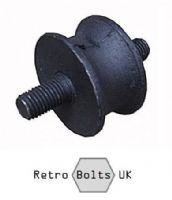 Rubber Exhaust Bobbins - QTY 2